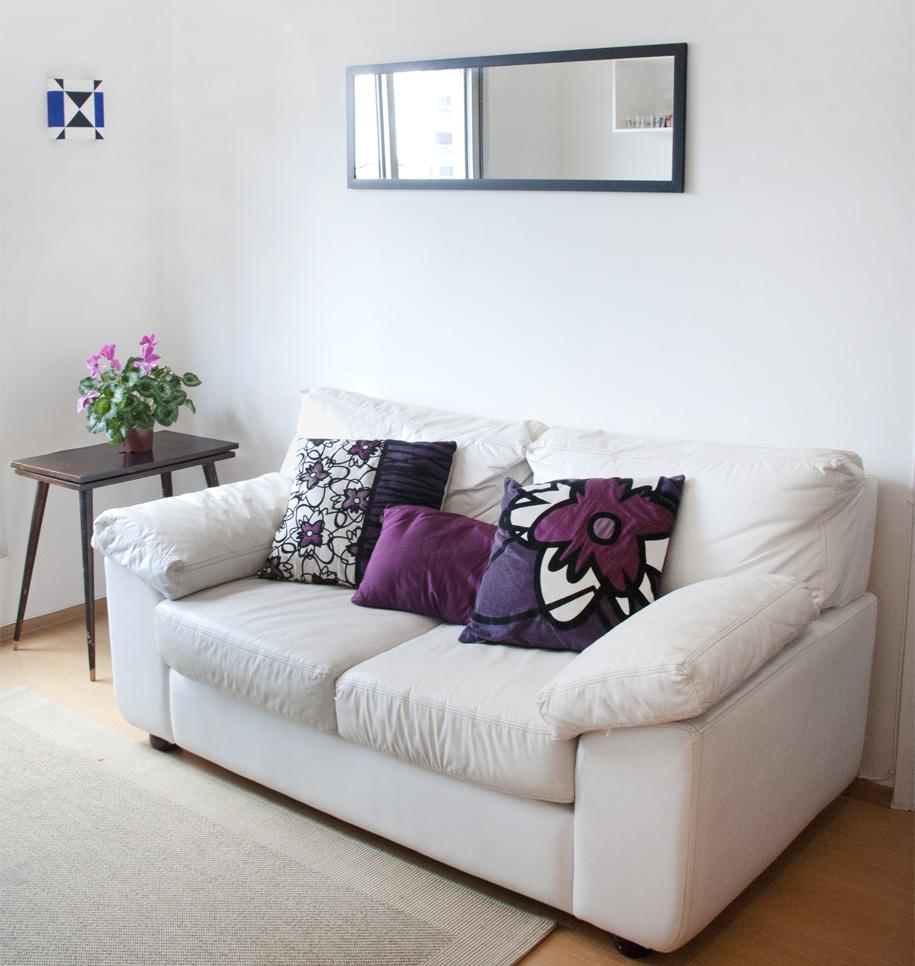 decorar apartamentos almofadas