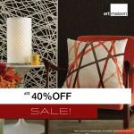 Até 40% 0FF | Liquida Art Maison
