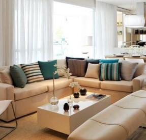sala-almofadas-decorada