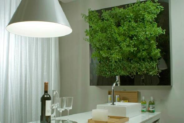 jardim vertical na sala : jardim vertical na sala:jardim-vertical-decoracao